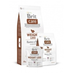 Brit Care Weight Loss Rabbit & Rice 12 k