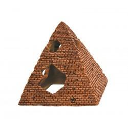 Pyramída 11cm - akva. dekorácia