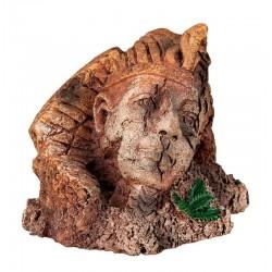 Ruiny tvár 6cm - akva. dekorácia