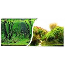 Akvarijné pozadie 40cm - obojstranné 15m