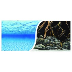 Akvarijné pozadie 60cm - obojstranné 15m