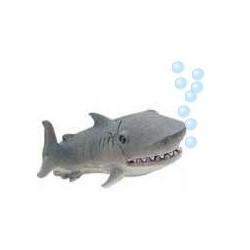 Žralok 15cm - akva. dekorácia