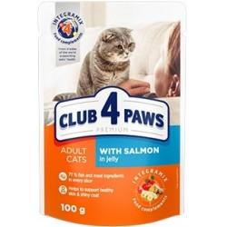C4P cat losos v želé 100g
