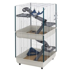 CAGE FURET TOWER GREY