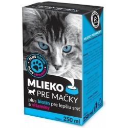 Mlieko pre mačky 250ml