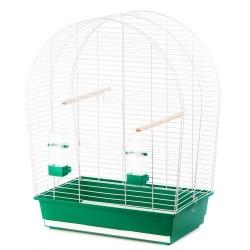"""SILVIA 3 - klietka pre vtáky """"chróm"""""""