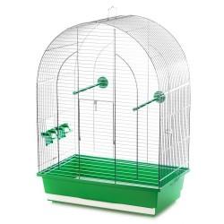 """LUSI 2 - klietka pre vtáky """"chróm"""""""