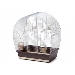 """TINA 2 - klietka pre vtáky """"chróm"""""""