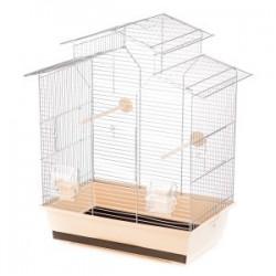 """IZA 2 - klietka pre vtáky """"chróm"""""""