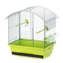 """LORA mini - klietka pre vtáky """"chróm"""""""