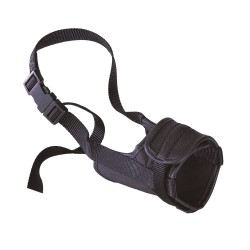 SAFE MUZZLE MED BLACK