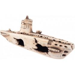 Vrak ponorky 25cm - akva. dekorácia