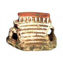 Ruiny stredné 13cm - akva. dekorácia